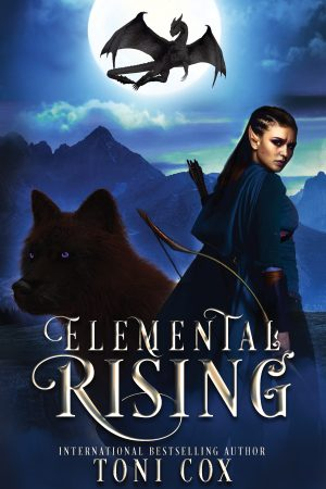 Cover for Elemental Rising