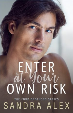 Cover for Enter at Your Own Risk