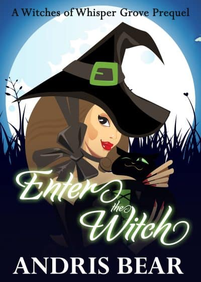 Cover for Enter the Witch