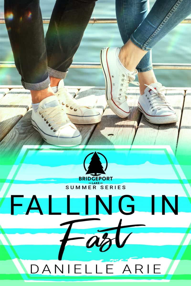 Cover for Falling In Fast: Two Hearts. Three Weeks. One Unexpected Romance.