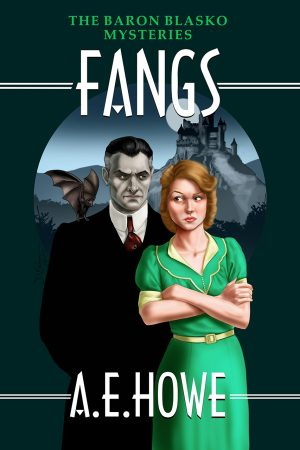 Cover for Fangs