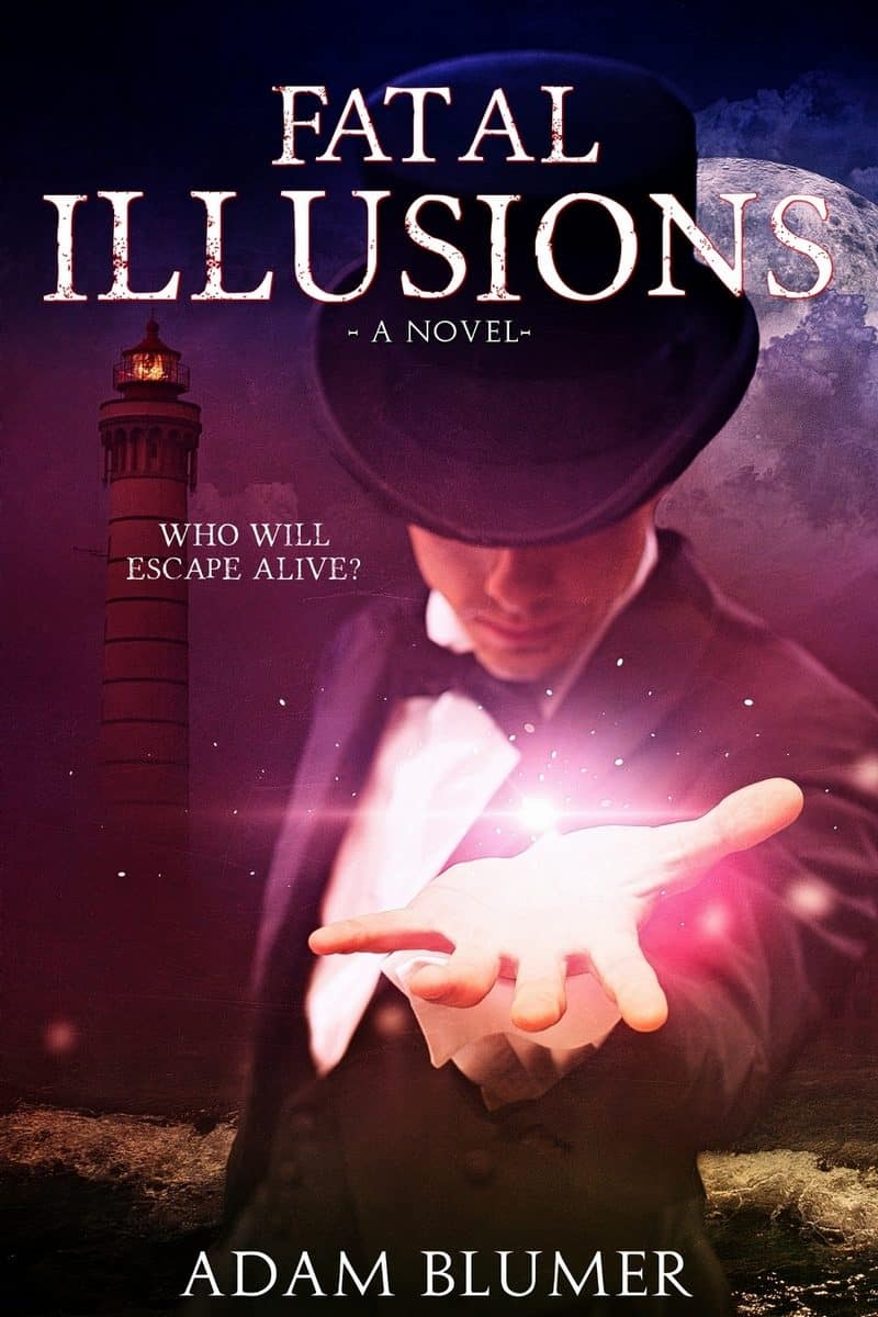 Cover for Fatal Illusions: A Novel