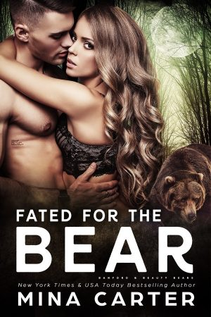 Cover for Fated for the Bear
