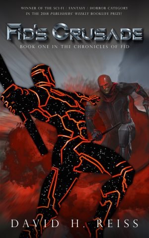 Cover for Fid's Crusade
