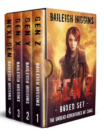 Cover for Gen Z: Boxed Set