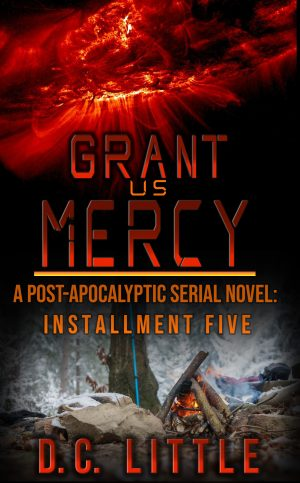 Cover for Grant Us Mercy - Installment Five