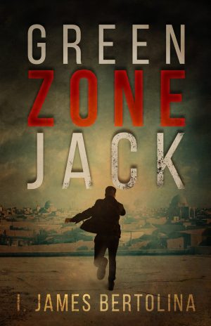 Cover for Green Zone Jack