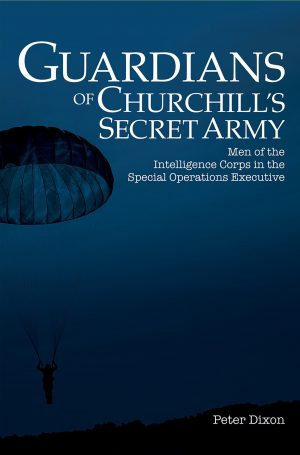 Cover for Guardians of Churchill's Secret Army