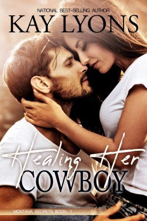 Cover for Healing Her Cowboy