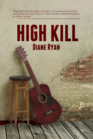 Cover for High Kill