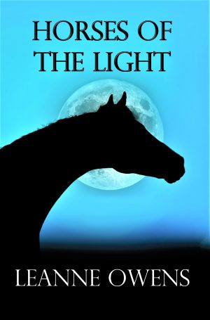 Cover for Horses of the Light