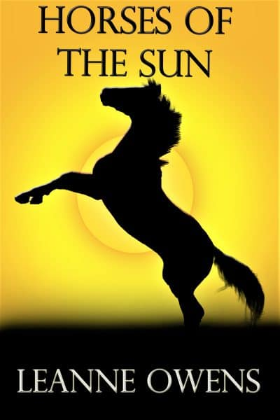 Cover for Horses of the Sun