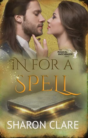 Cover for In for a Spell