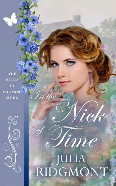 Cover for In the Nick of Time