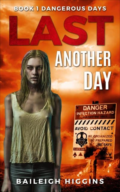 Cover for Last Another Day
