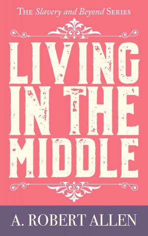 Cover for Living in the Middle