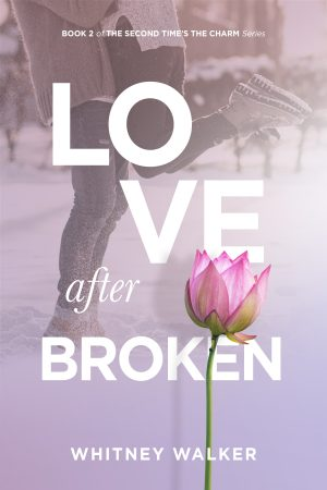 Cover for Love after Broken