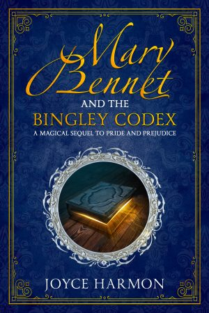 Cover for Mary Bennet and the Bingley Codex