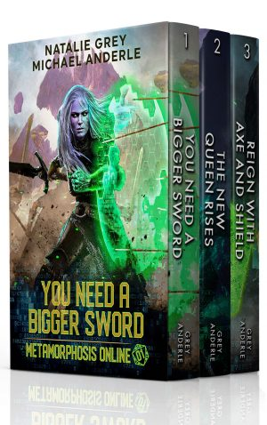 Cover for Metamorphosis Online Complete Series Boxed Set