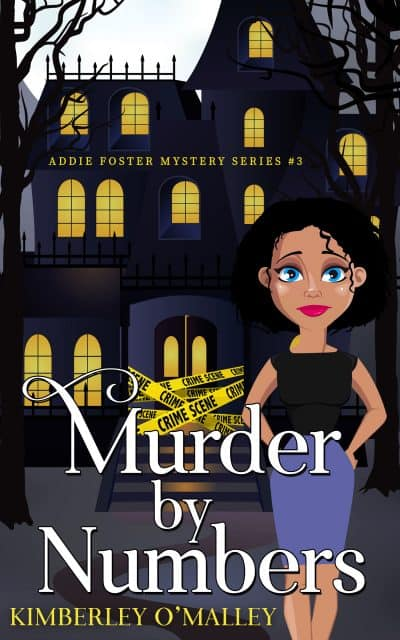 Cover for Murder by Numbers