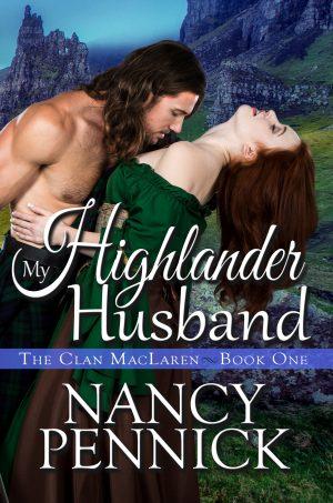 Cover for My Highlander Husband