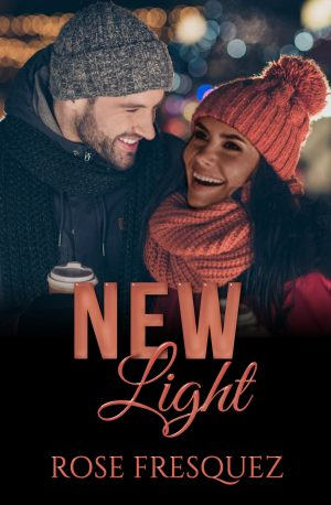 Cover for New Light