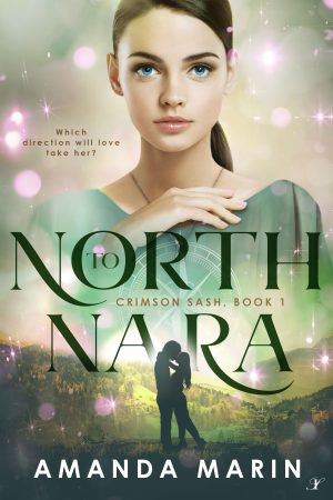 Cover for North to Nara