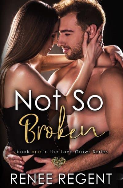 Cover for Not So Broken