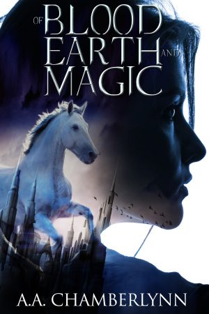 Cover for Of Blood, Earth, and Magic