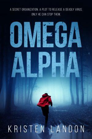 Cover for Omega Alpha