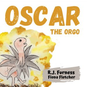 Cover for Oscar the Orgo