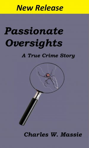 Cover for Passionate Oversights
