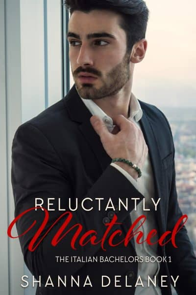 Cover for Reluctantly Matched