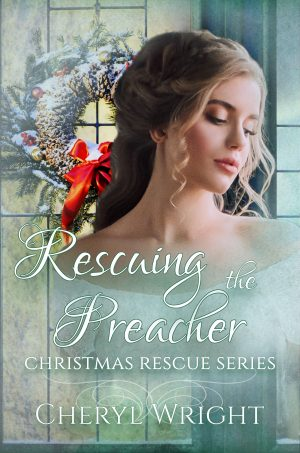 Cover for Rescuing the Preacher