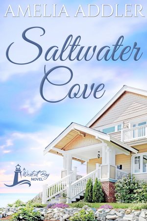 Cover for Saltwater Cove