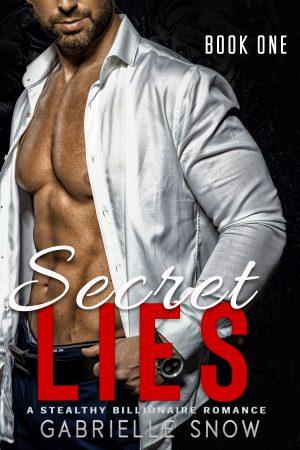 Cover for Secret Lies