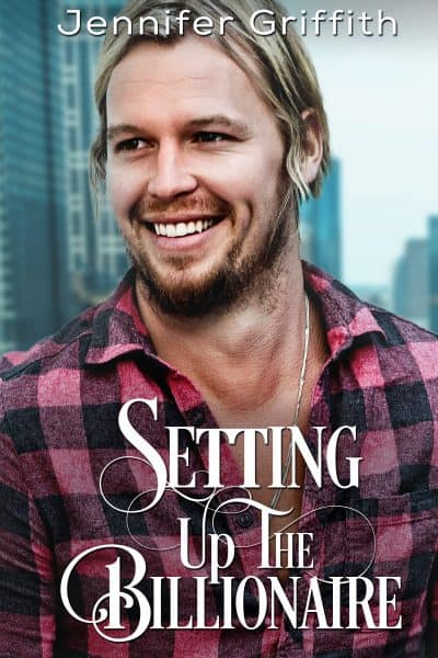 Cover for Setting Up the Billionaire