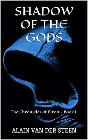 Cover for Shadow of the Gods