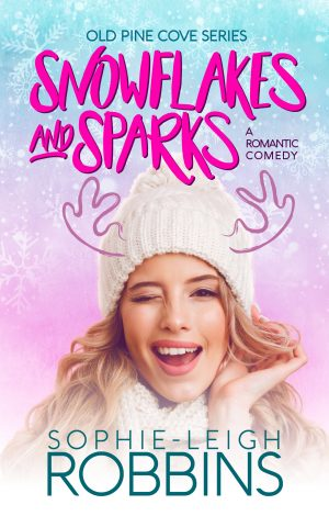 Cover for Snowflakes and Sparks