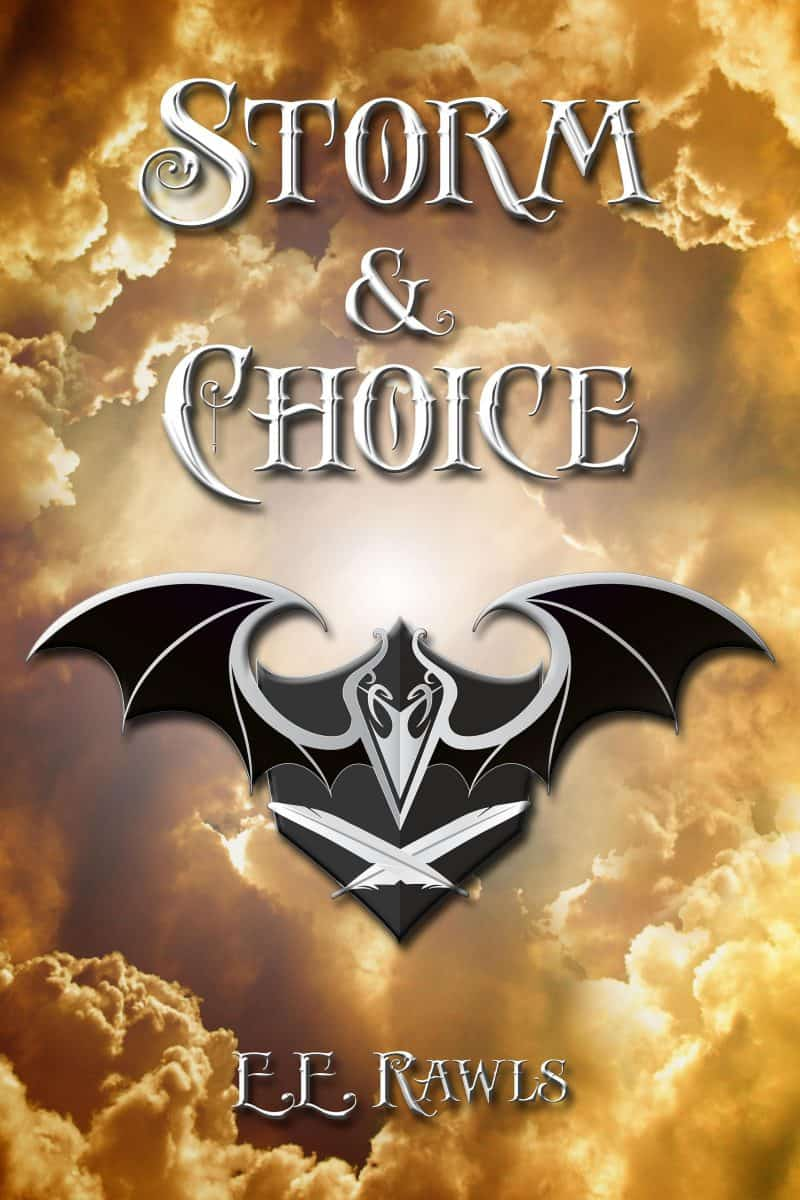Cover for Storm And Choice