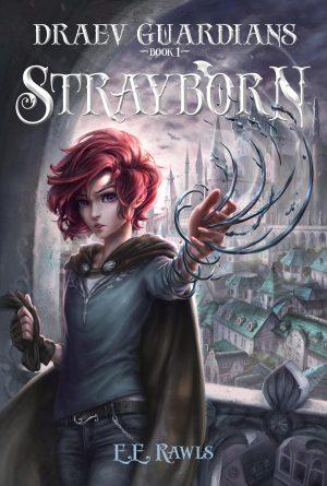 Cover for Strayborn