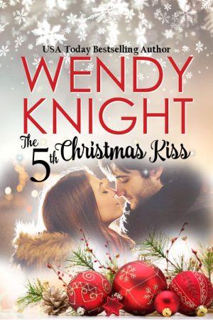 Cover for The 5th Christmas Kiss