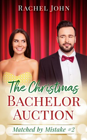 Cover for The Christmas Bachelor Auction