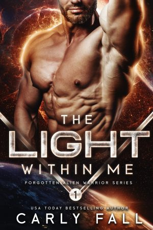 Cover for The Light within Me