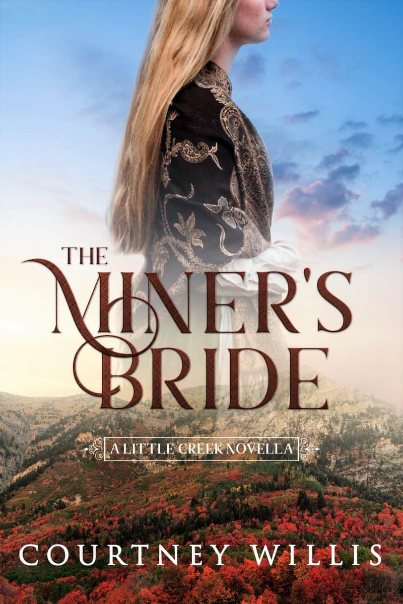 Cover for The Miner's Bride: A Little Creek Novella
