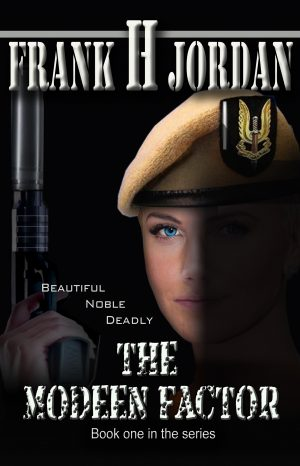 Cover for The Modeen Factor