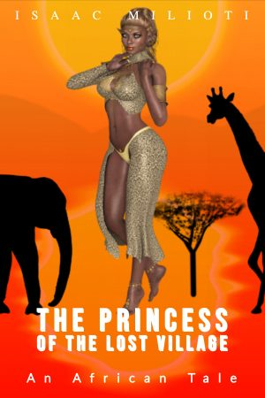 Cover for The Princess Of The Lost Village