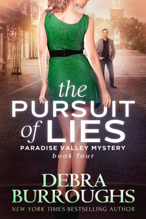 Cover for The Pursuit of Lies