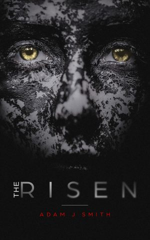 Cover for The Risen