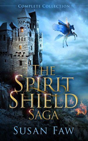 Cover for The Spirit Shield Saga